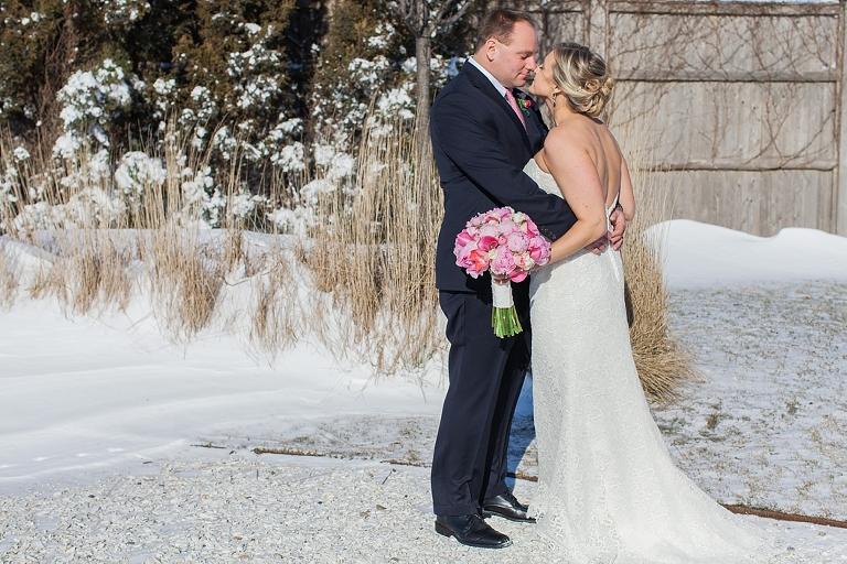 Winter Wedding RI