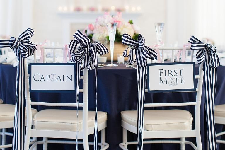 Nautical Wedding RI