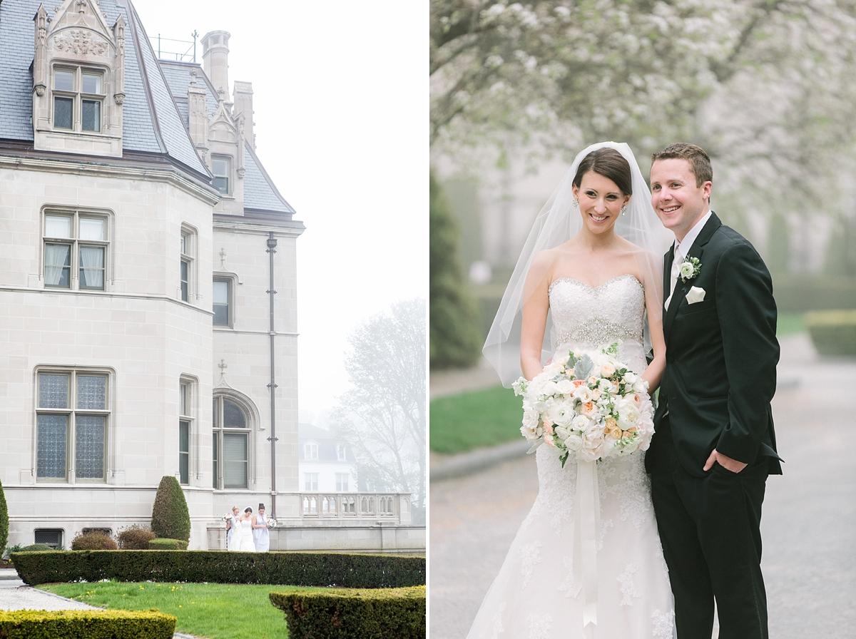 ochre court wedding photos