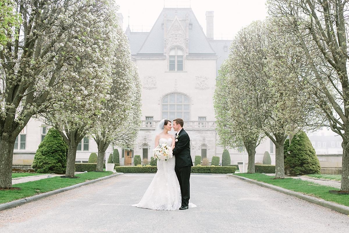 belle mer spring weddings