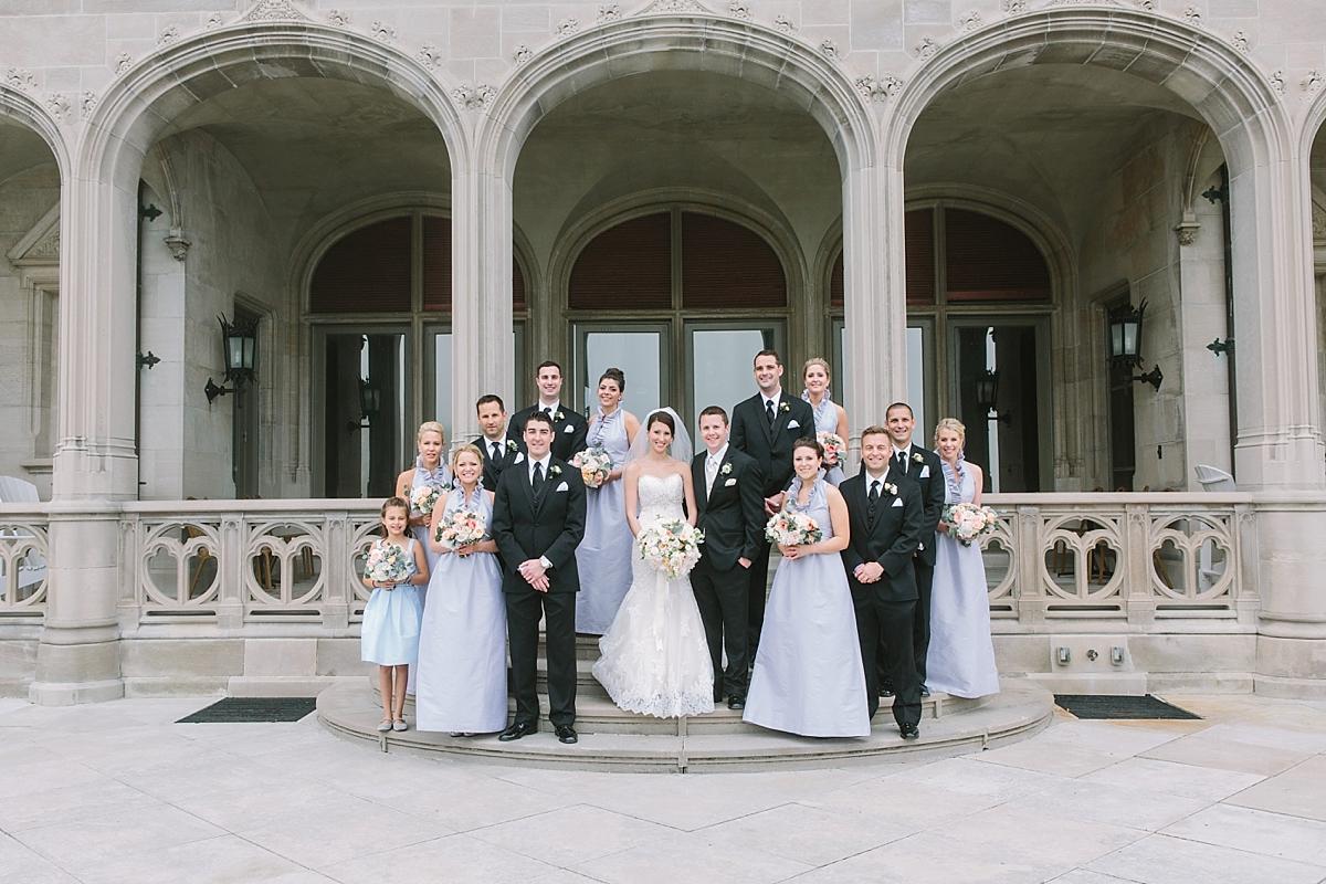 belle mer wedding photographers