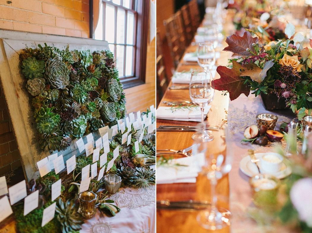 © Erin McGinn Photography farm tables at linden place