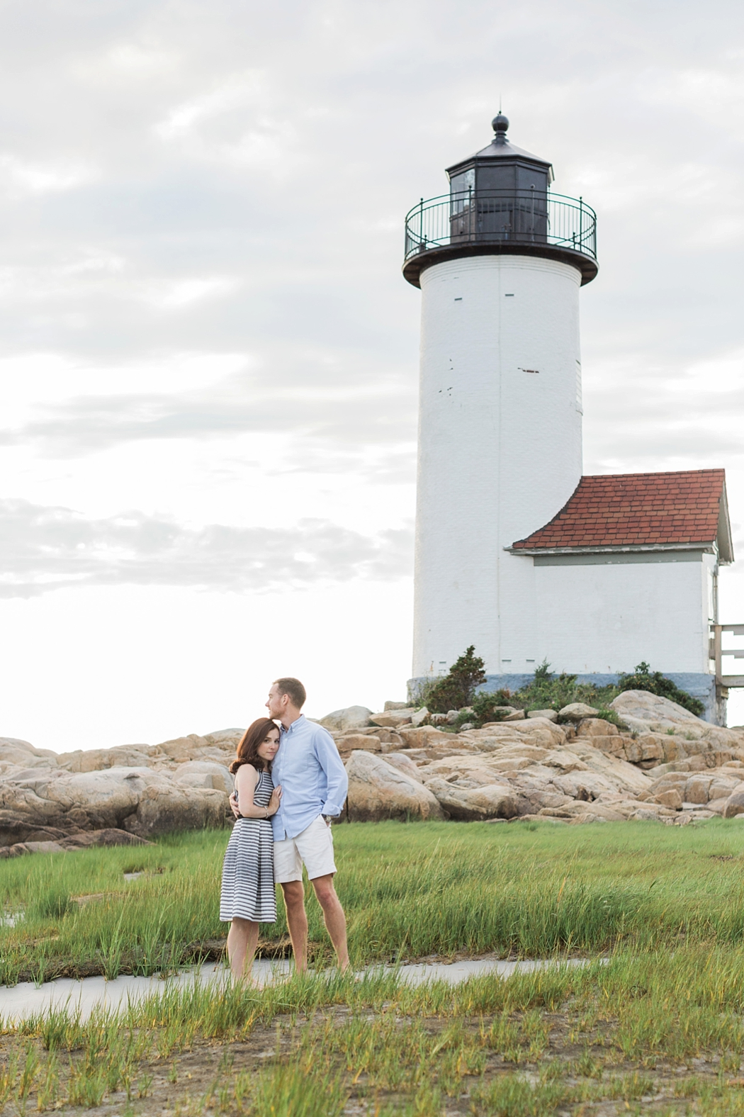 © Erin McGinn Photography   lighthouse wedding photographer