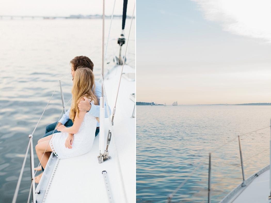 narragansett bay sailing | © Erin McGinn Photography | www.erinmcginn.com