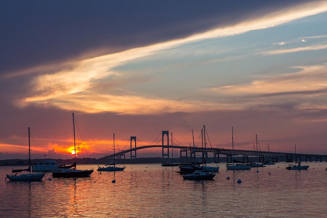 newport ri sunset   © Erin McGinn Photography   www.erinmcginn.com