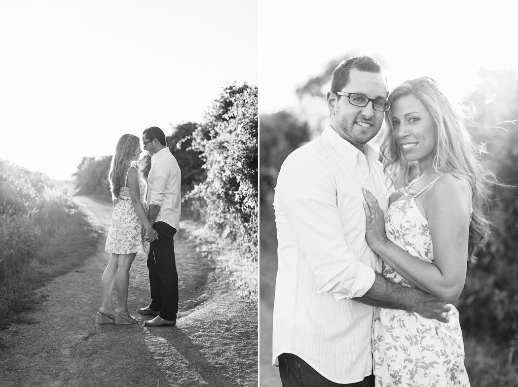 black and white engagement pics  © Erin McGinn Photography   www.erinmcginn.com