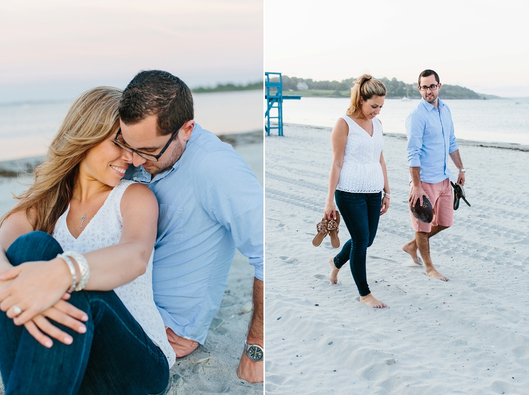 third beach engagement  © Erin McGinn Photography   www.erinmcginn.com