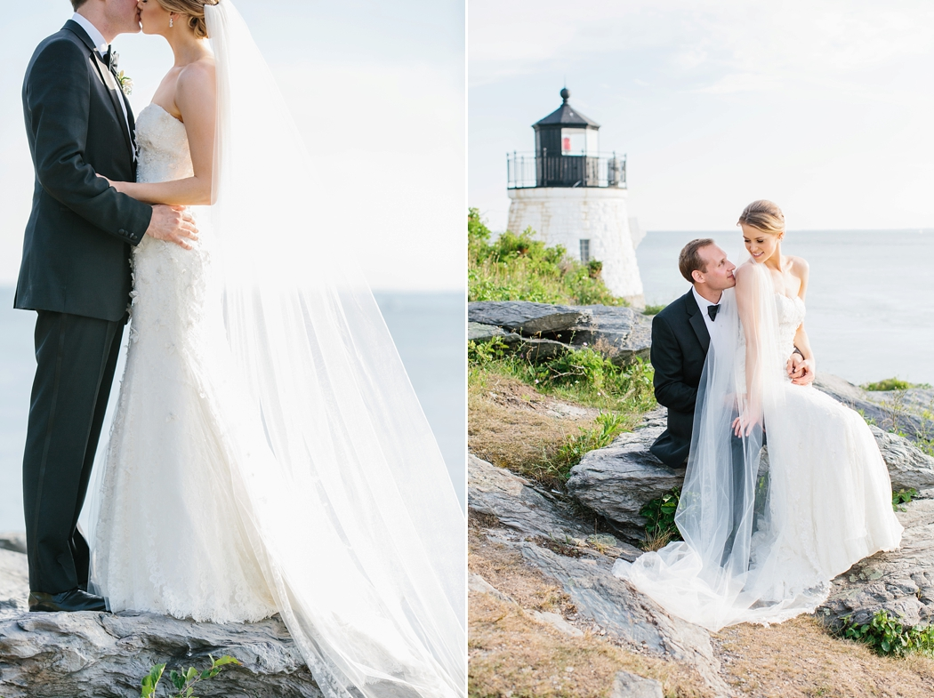 © Erin McGinn Photography | Castle Hill Inn Newport Weddings