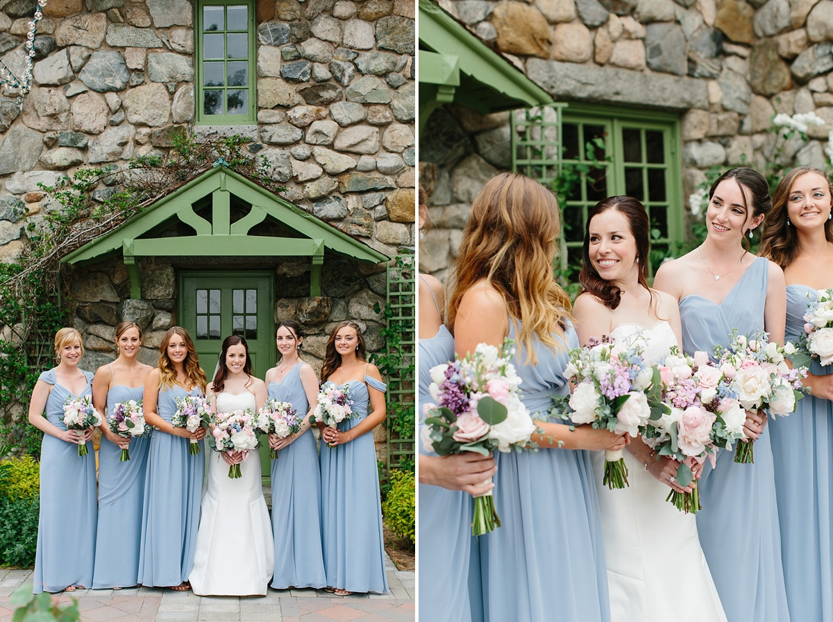 serenity blue weddings