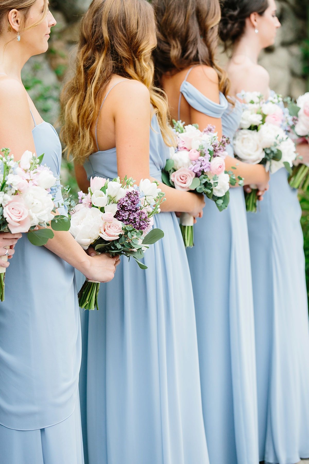 serenity blue pantone wedding