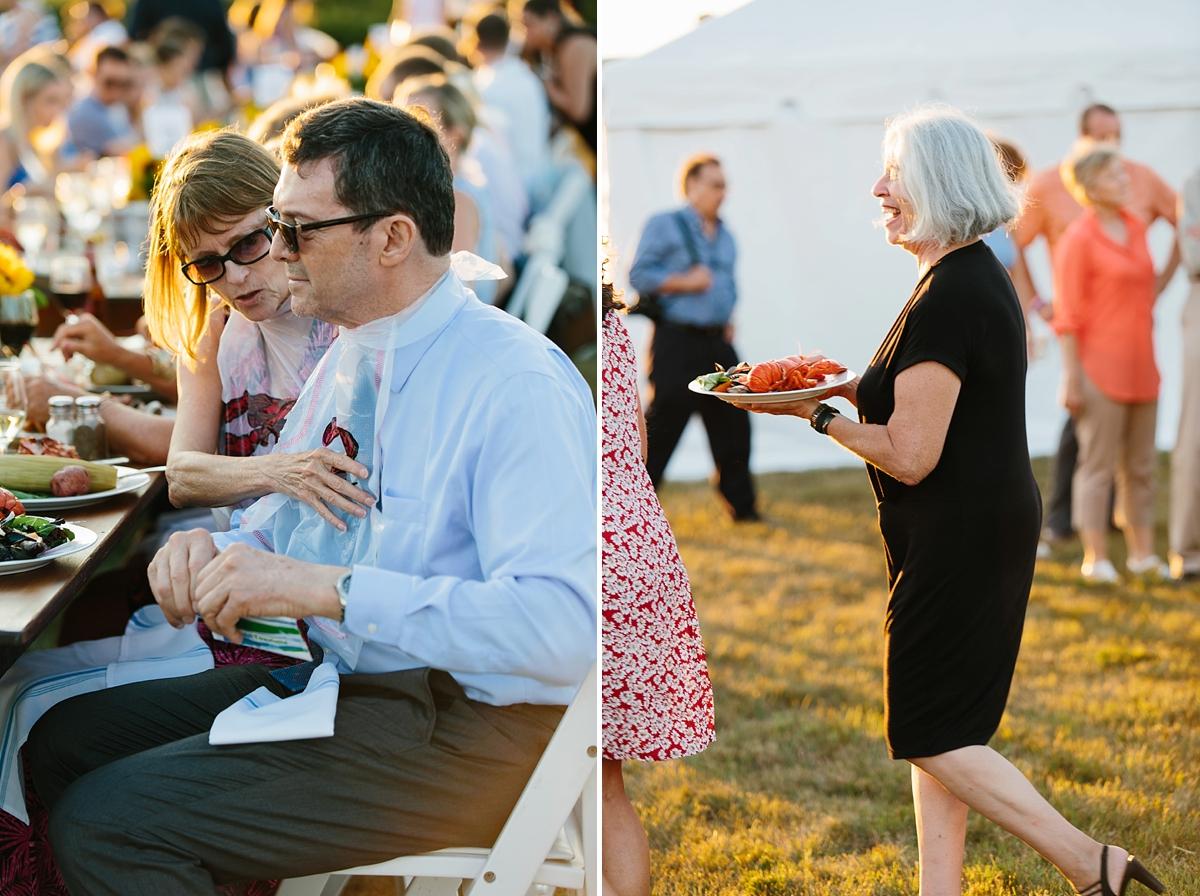 © Erin McGinn Photography | little compton wedding