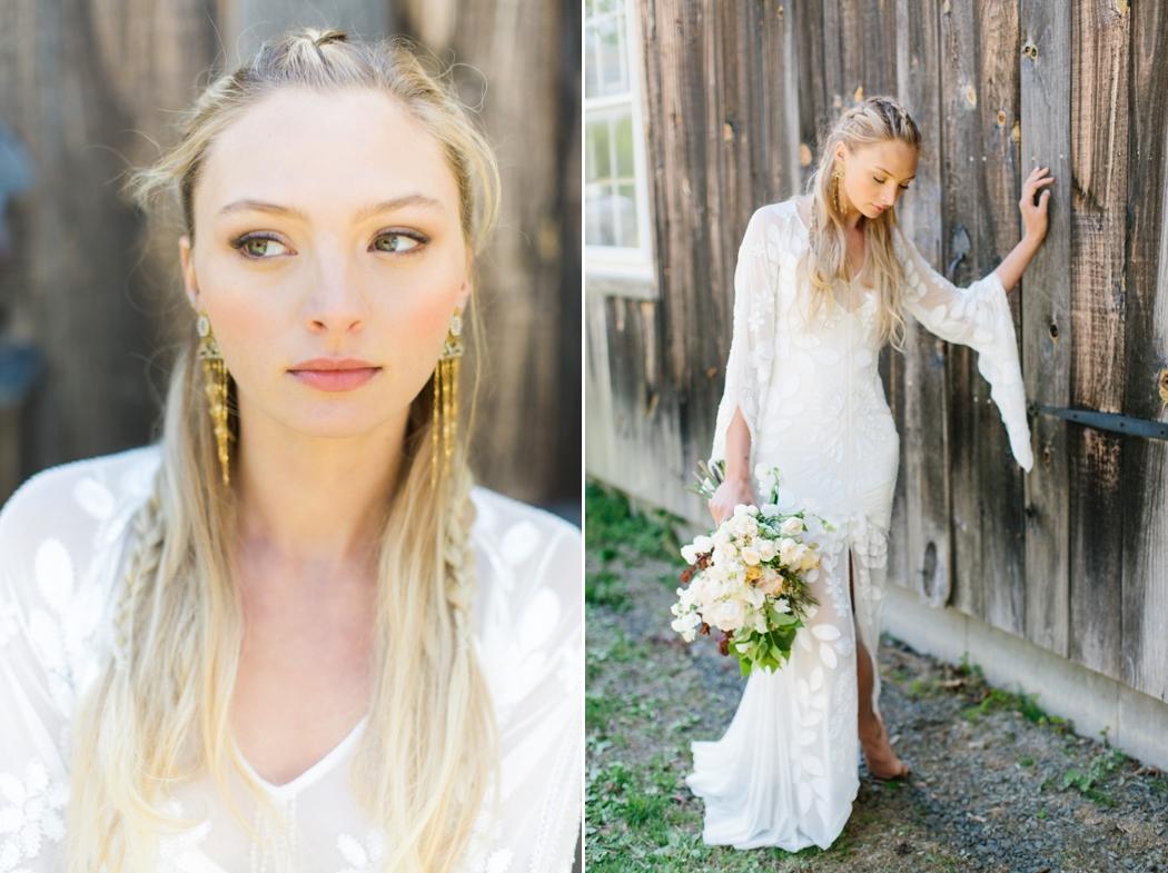 © Erin McGinn Photography | boho newport wedding photographer