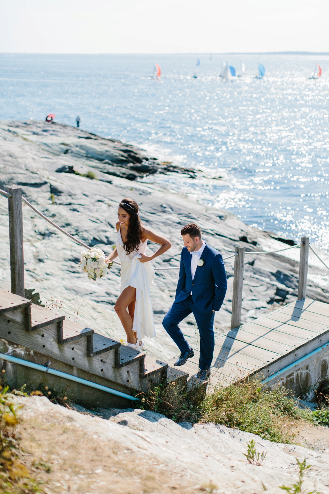 © Erin McGinn Photography | newport wedding photographer