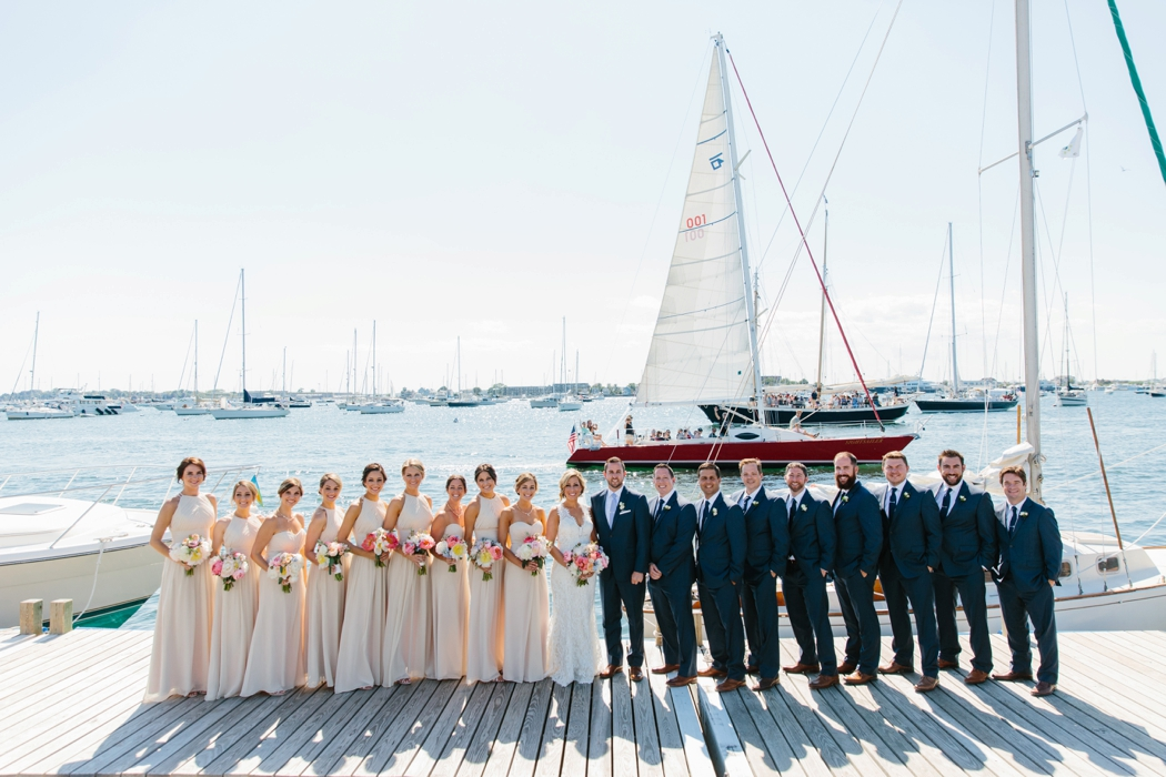 bohlin newport wedding