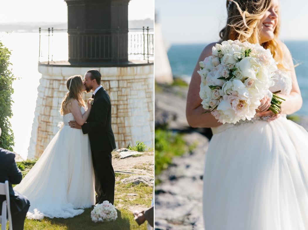 intimate wedding newport