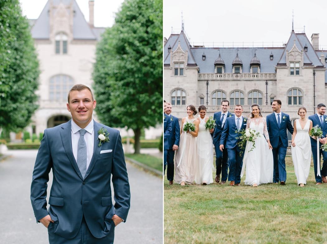 ochre court weddings