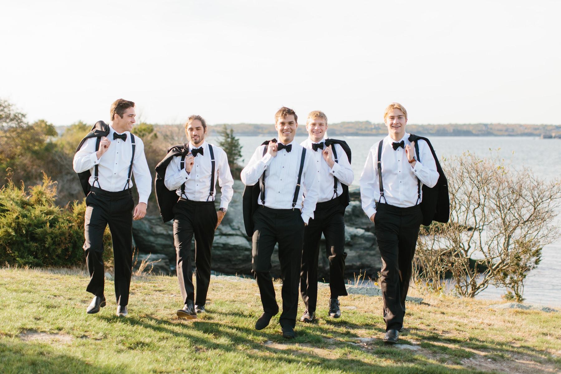 groomsmen castle hill