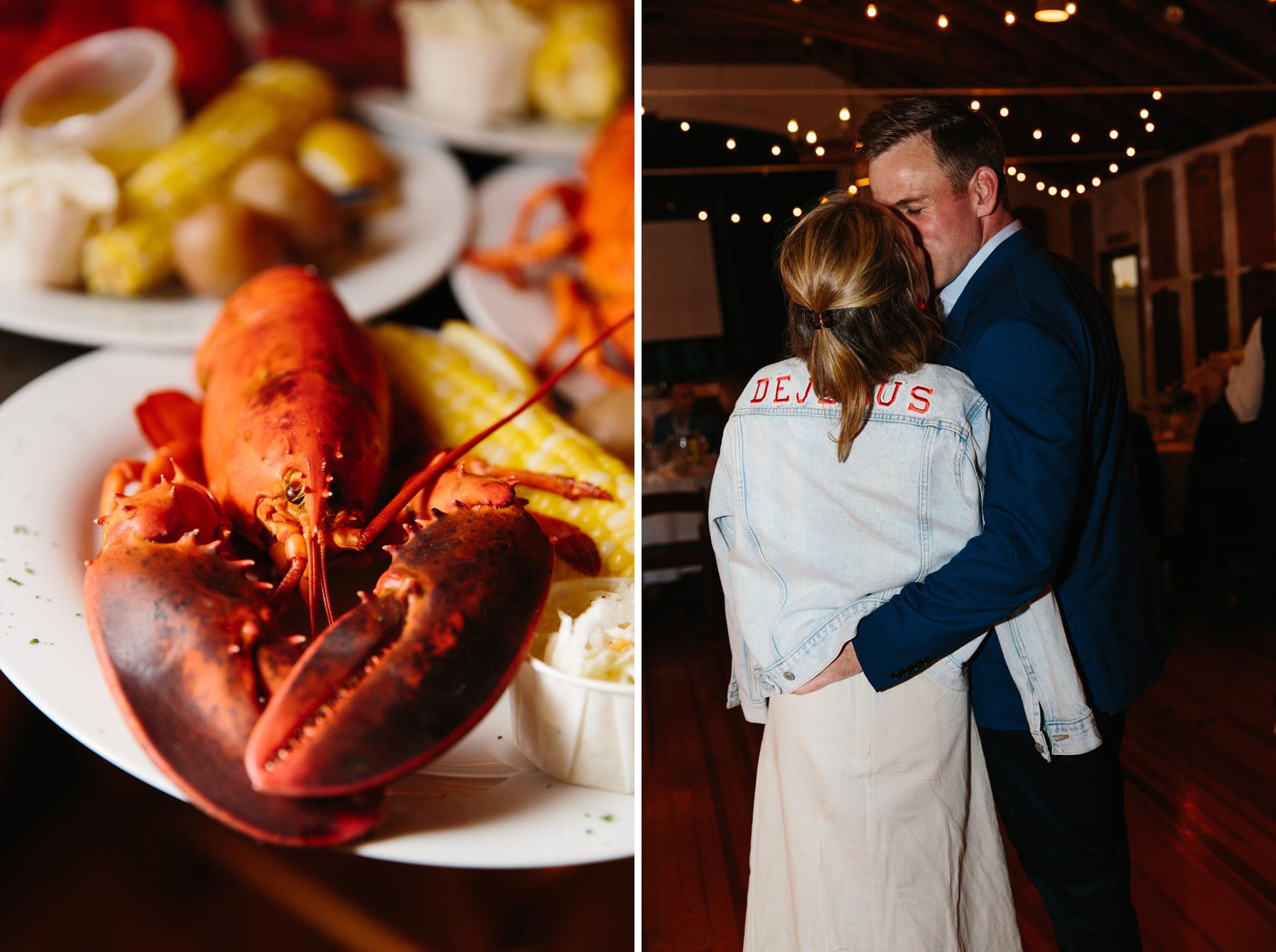 lobster bake rehearsal din