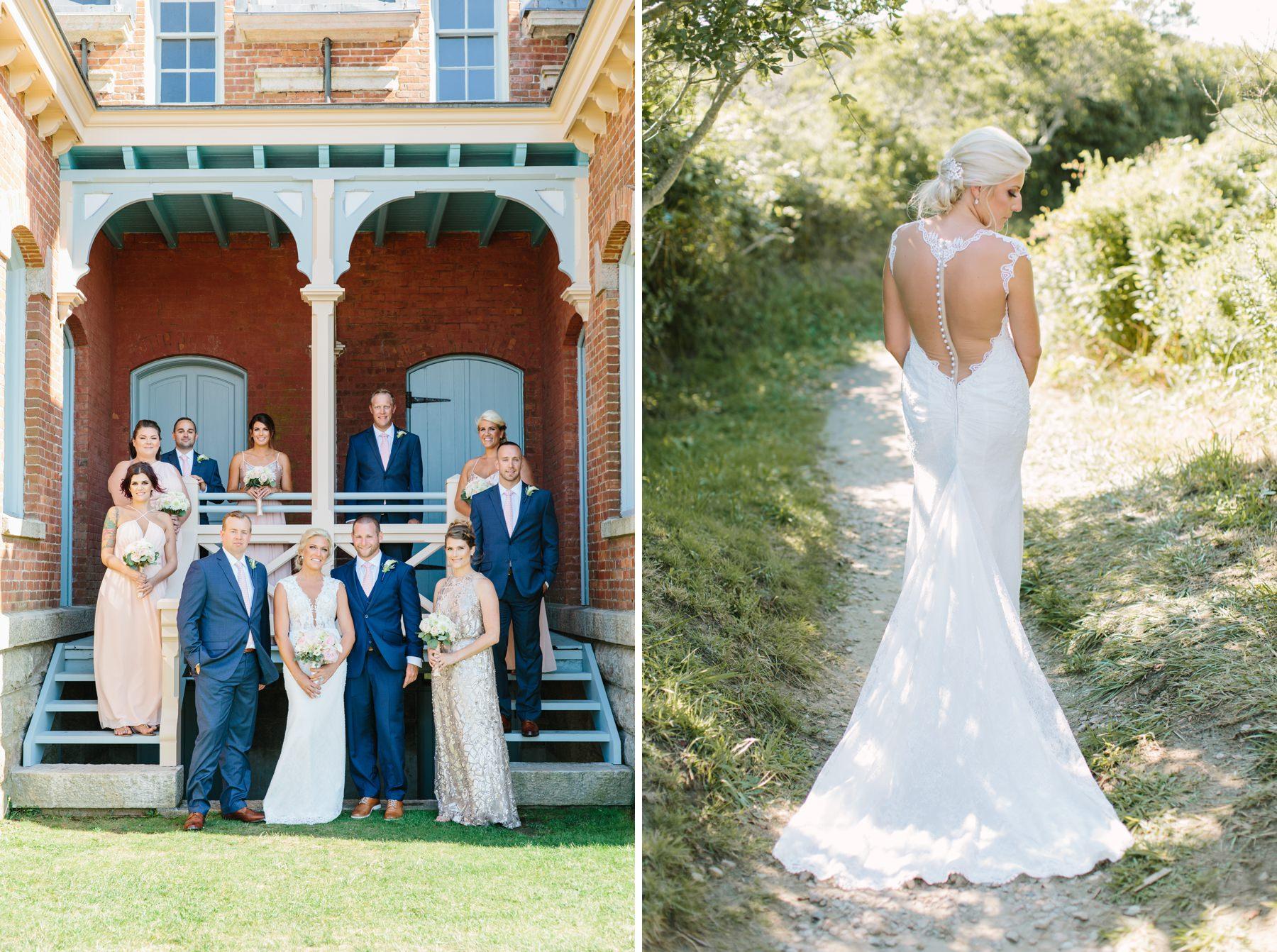 wedding portraits block island