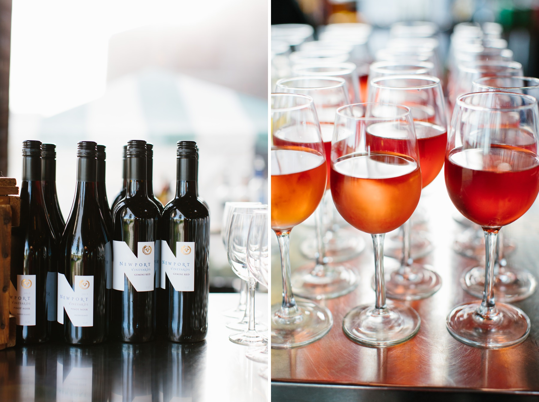 newport vineyards wines