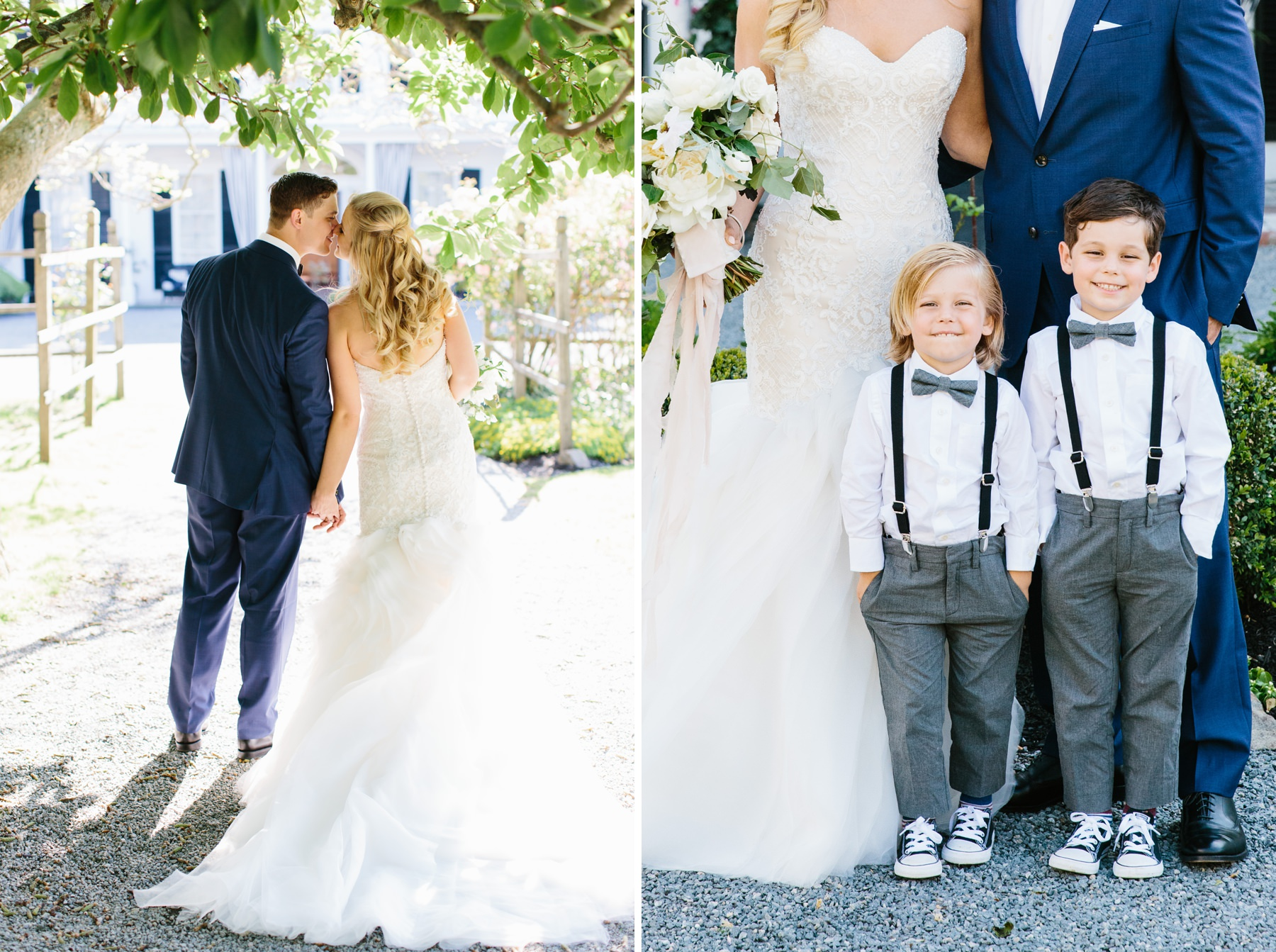 linden place summer wedding