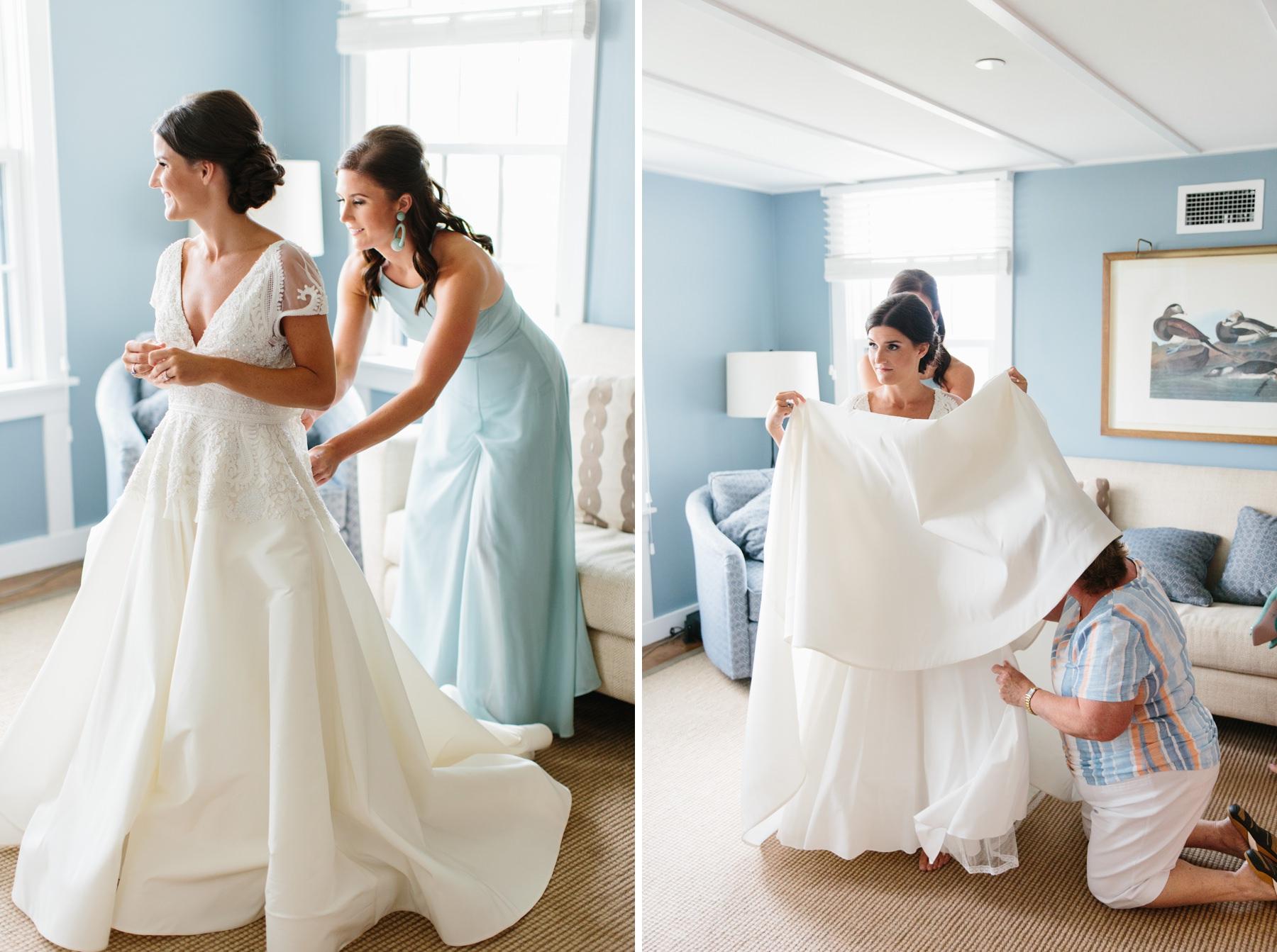 weekapaug inn bridal suite