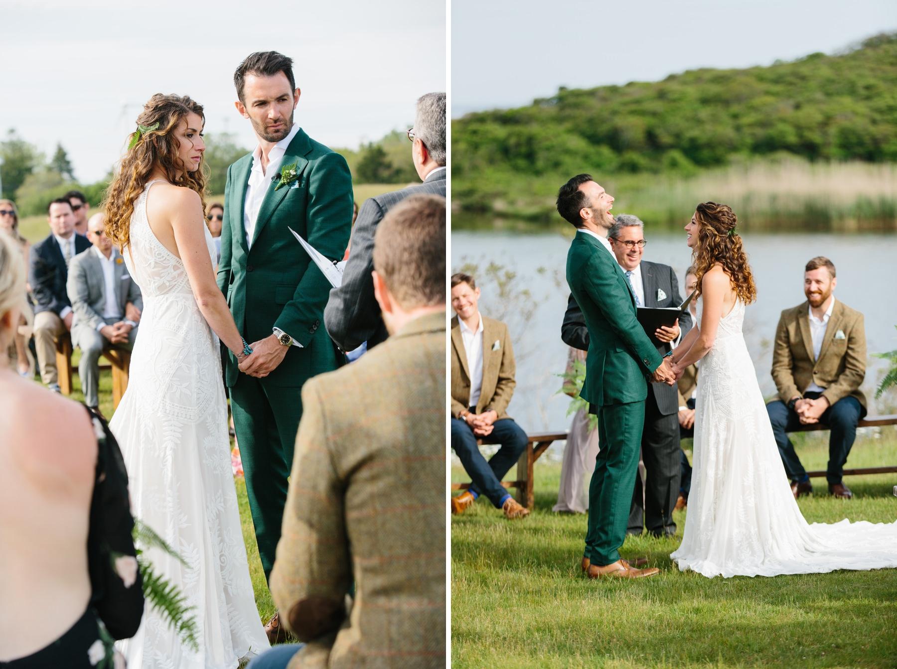 wedding ceremony location allen farm