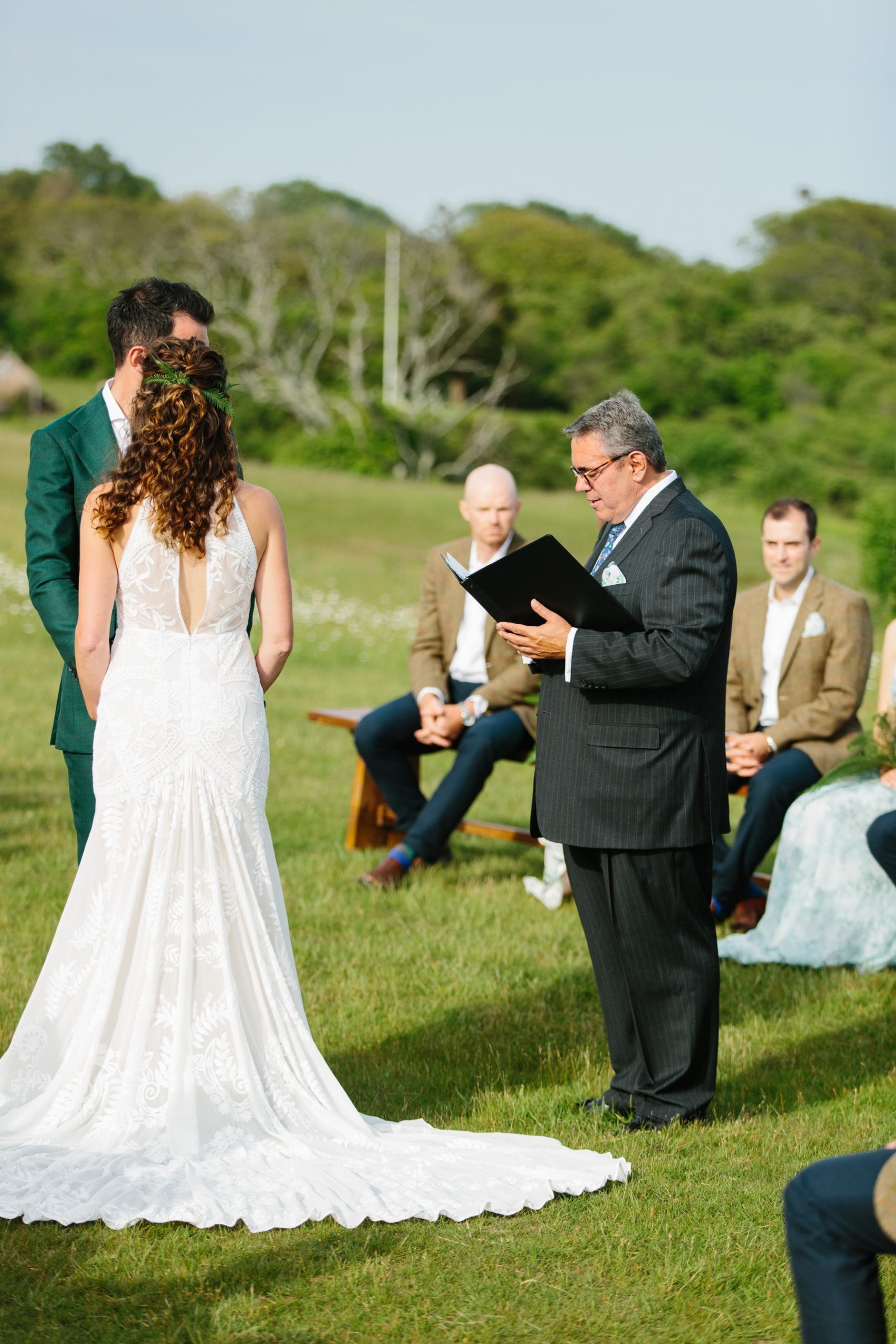 family friend officiant