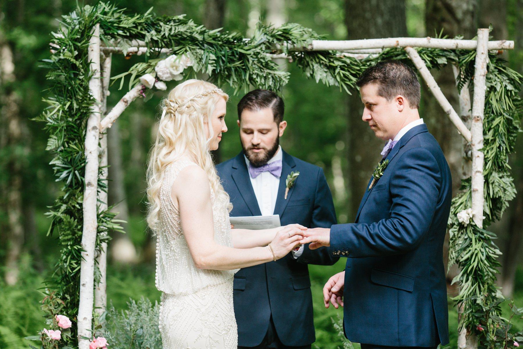 bride groom details