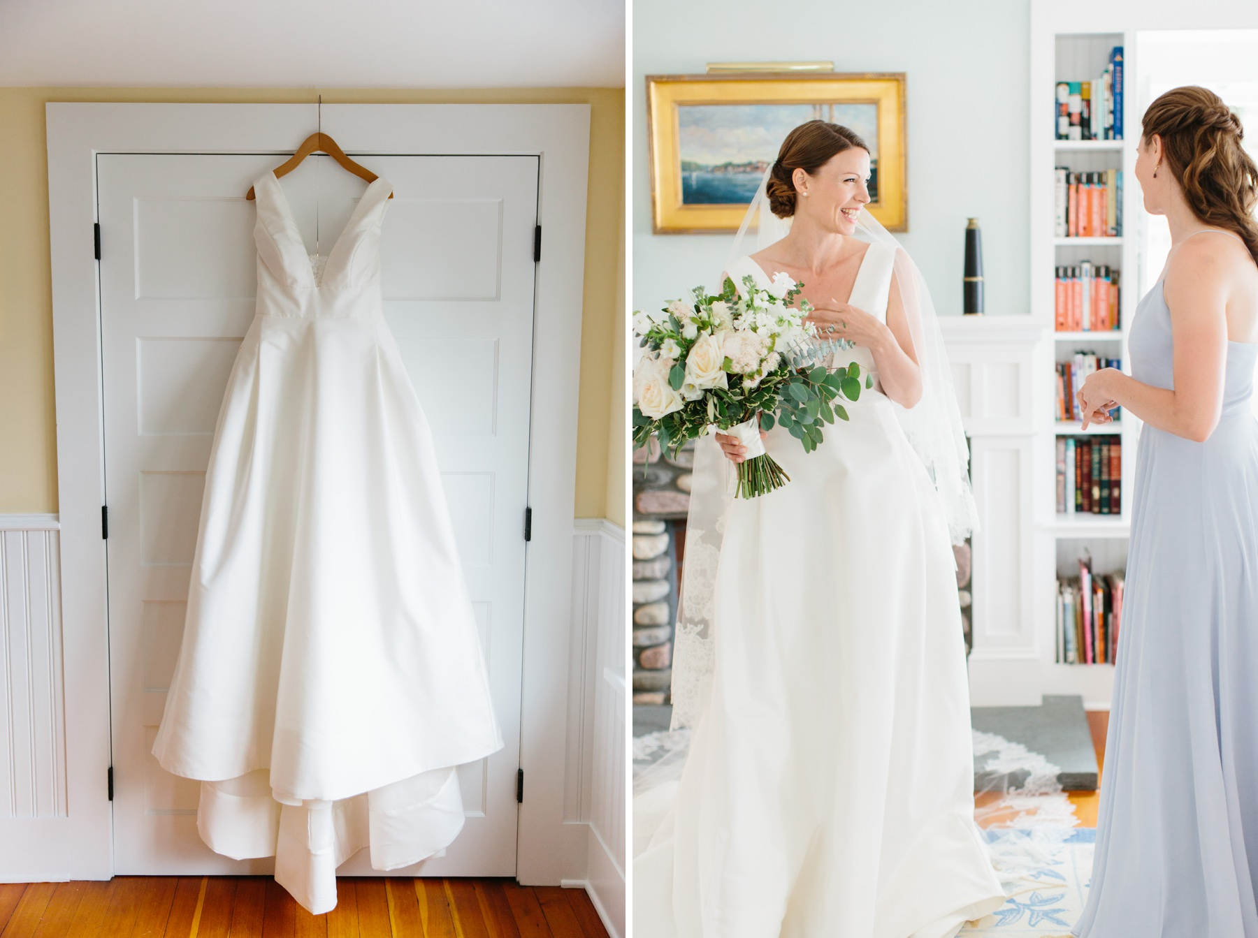 bridal portraits mystic
