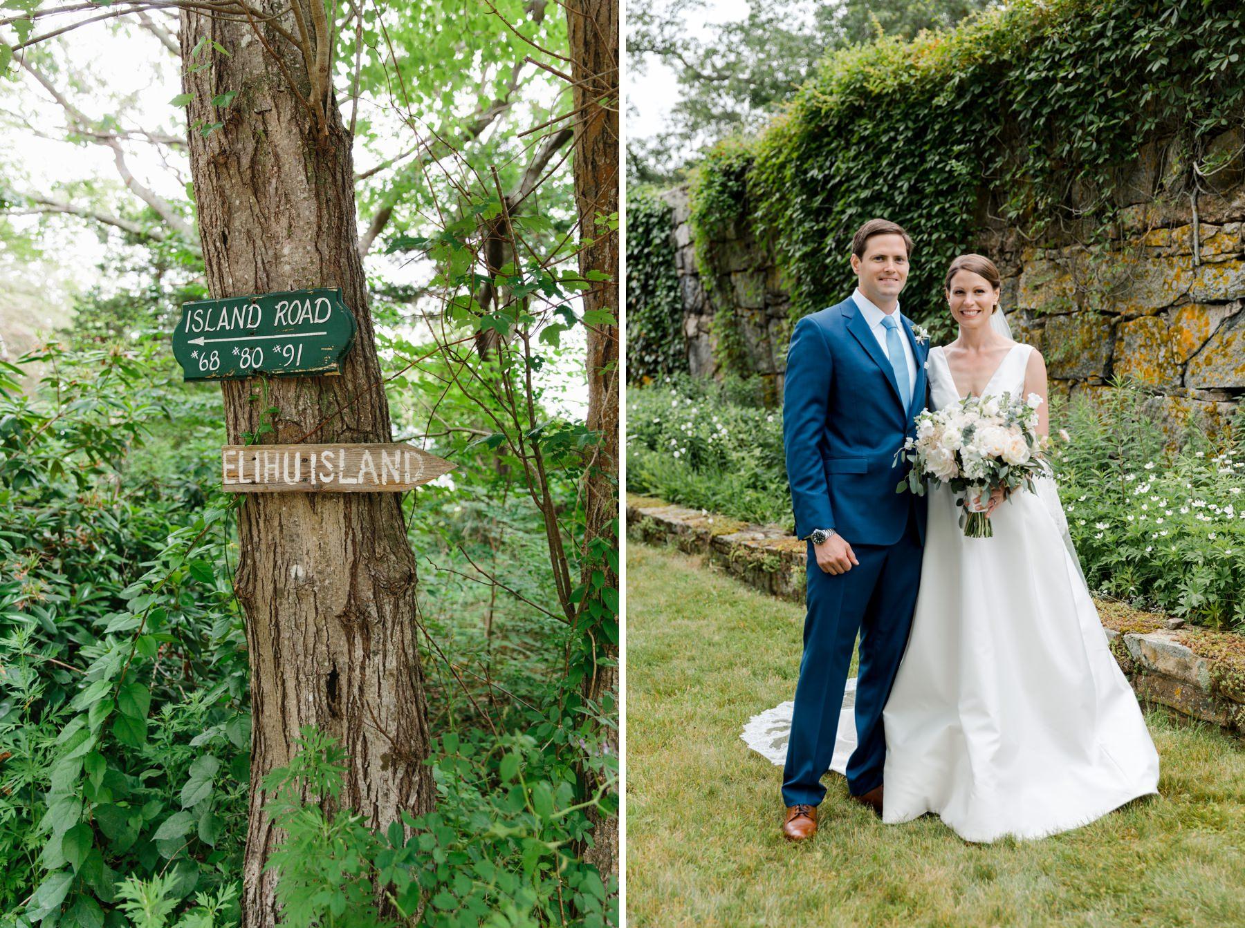 elihu island weddings