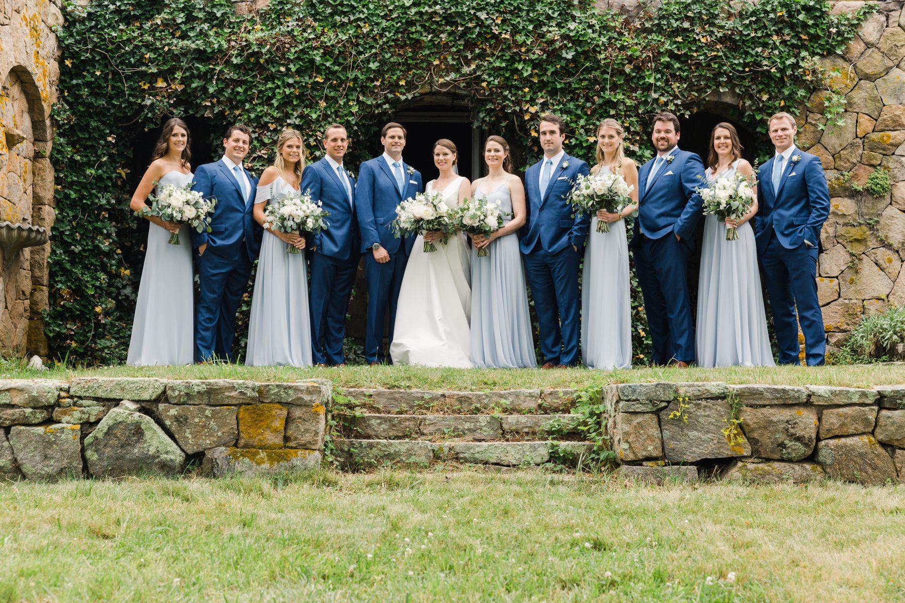 stonington ct wedding portraits