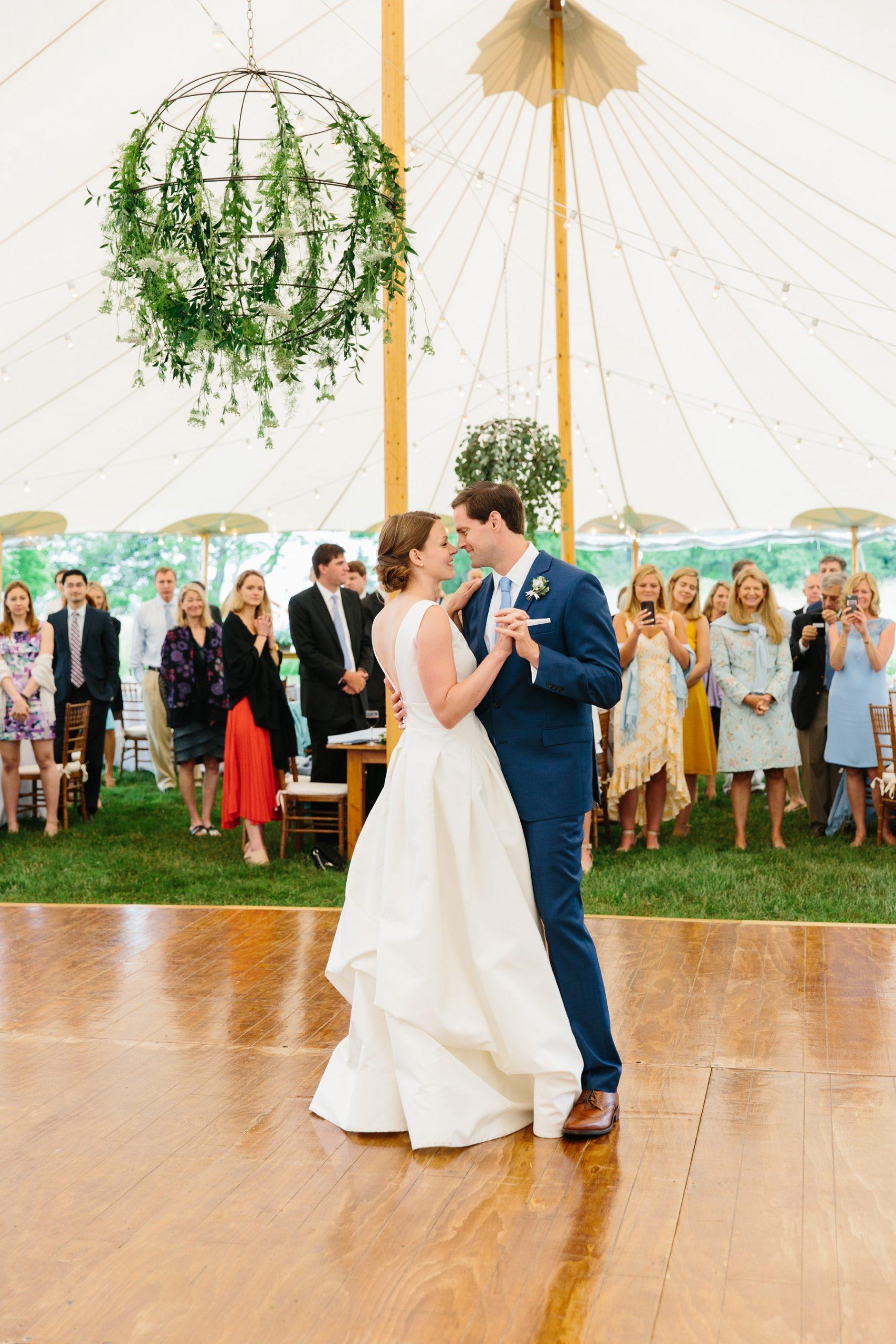 tented weddings stonington ct