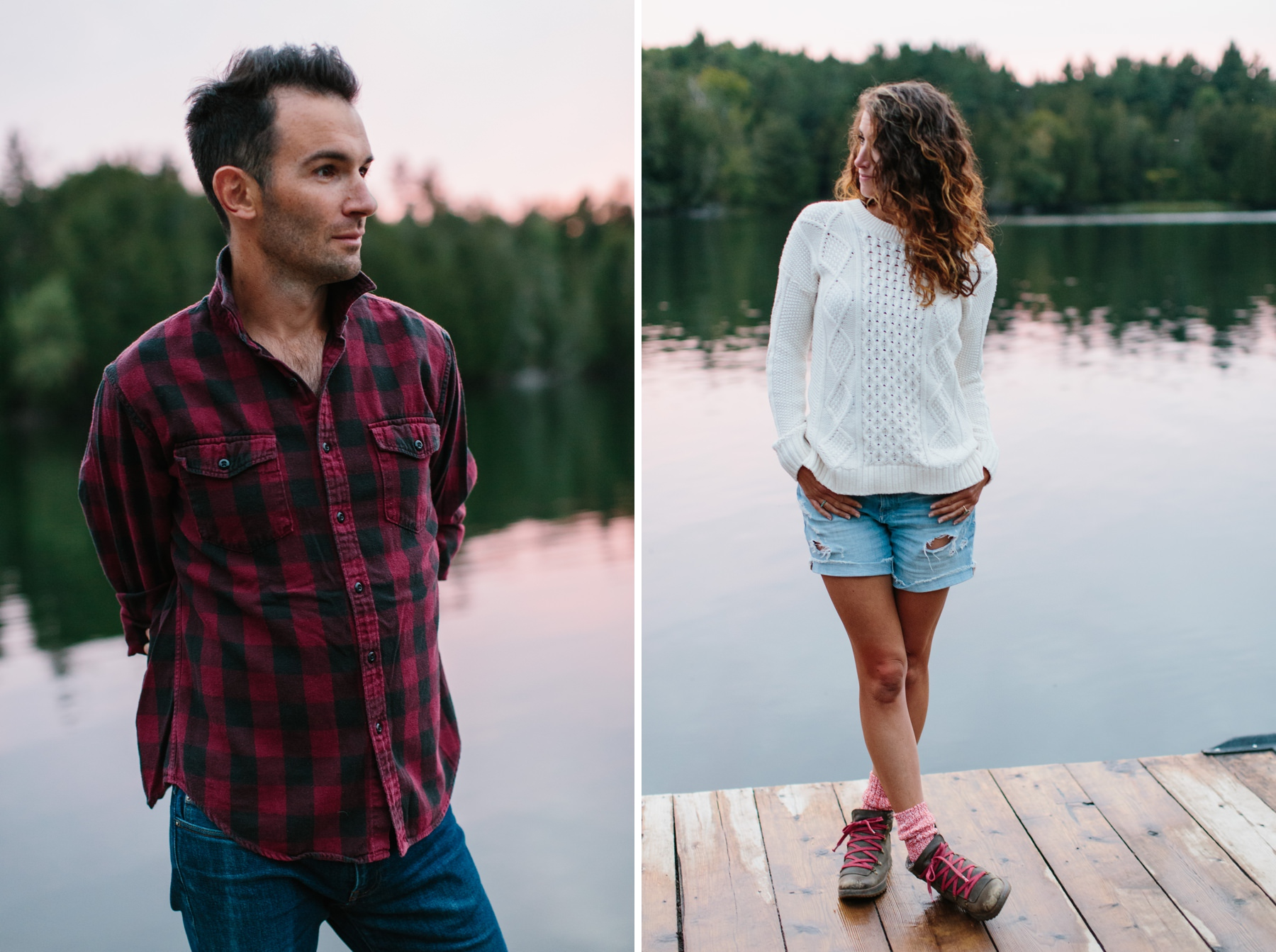 vt lake engagement shoot
