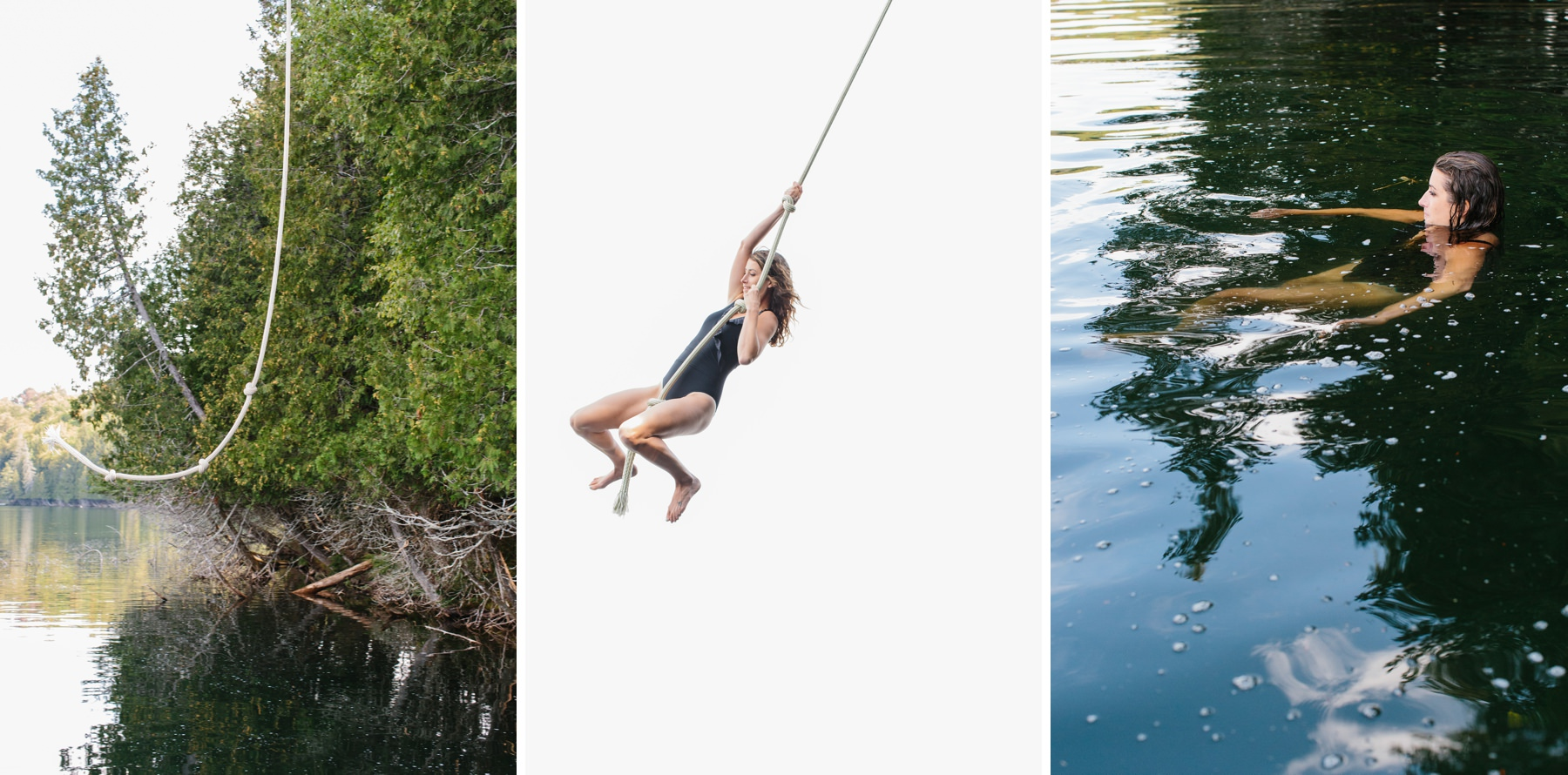 rope swing engagement
