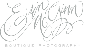 Erin McGinn Photography logo